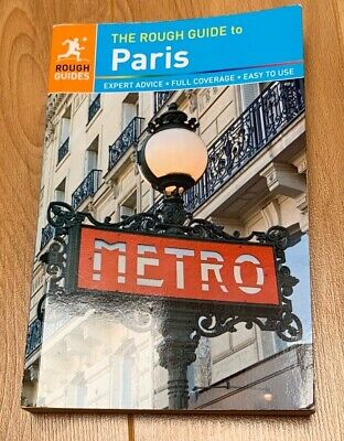 The Rough Guide to Paris by Rough Guides (Paperback, 2016)