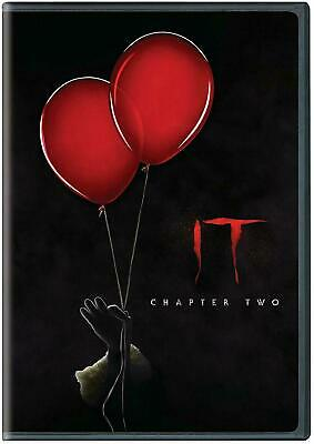 It Chapter Two (DVD, 2-Disc Set) Fast Shipping New & Sealed
