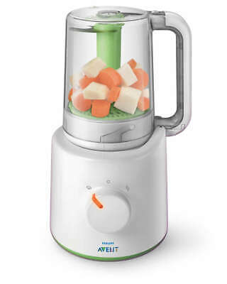 Avent 2 in 1 Healthy Baby Food Maker - free shipping