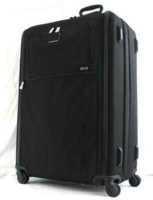 Tumi Alpha 3 Extended Trip Expandable 4 Wheel Spinner Suitcase 2203069 Black