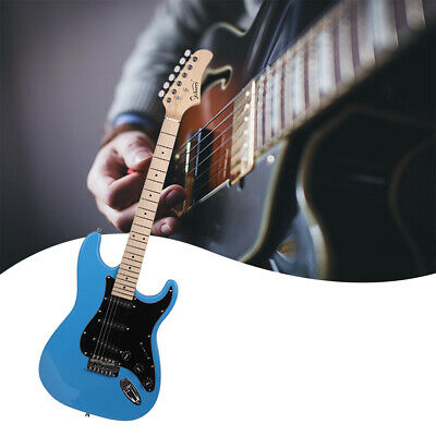 """40"""" Glarry GST Stylish Electric Guitar Kit with Pickguard for Beginner US"""