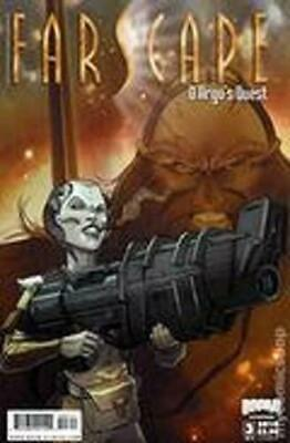 Farscape D'Argo's Quest Issue 3 Cover B
