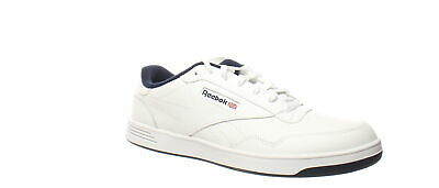 Reebok Mens Club Memt White Fashion Sneaker Size 12 (4E) (542144)