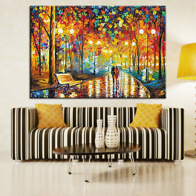5D Diamond Painting Full Drill Kits DIY COUPLE IN THE WOODS Decoration 40X27CM