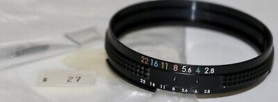 Nikon AI Modification Part Set 27 New For The 28mm f/2.8 NIkkor