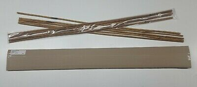 Rattan cane raw 5 x 1000mm blanks BDSM school Head Mistress Master fetish