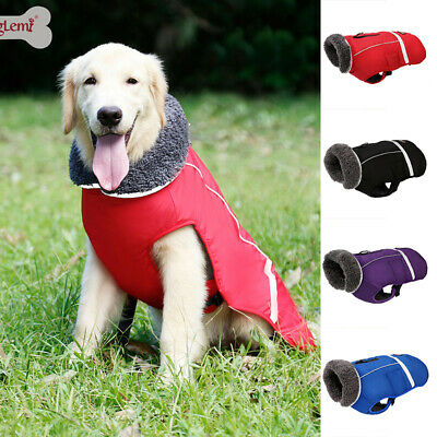 Winter Waterproof Dog Clothes Pet Dog Vest Coat Jacket Fashion Small Large Dog