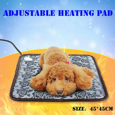 Protection Warming Products Heating Pad Waterproof Electric Warm Mat Pet Bed
