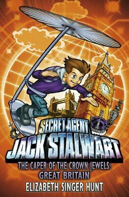 (Very Good)-Jack Stalwart: The Caper of the Crown Jewels: Great Britain: Book 4