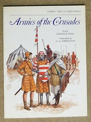 Osprey Men at Arms ARMIES of the CRUSADES 48593