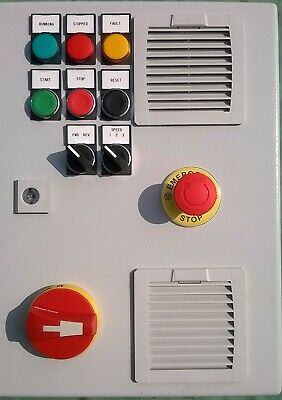 Industrial 400V 3 phase 1.5KW Motor Control Panel