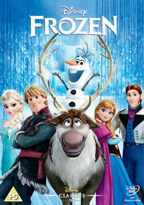 Disney frozen DVD. New and sealed. Free delivery.