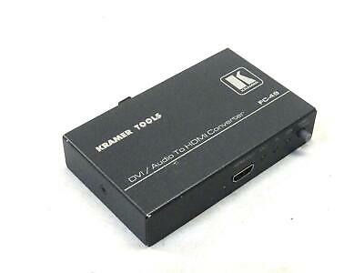 Kramer Tools FC-49 DVI/Audio to HDMI Converter