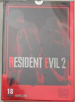XBOX ONE resident evil 2 edition limitee collector PIX'N LOVE NEUF SOUS BLISTER