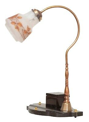 Great Type Deco Work Light Desk Lamp Marble Lamp