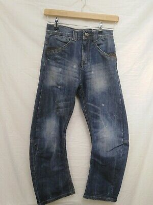 Boys Kids Teens Blue Denim Jeans Matalan 11 Years #2C6