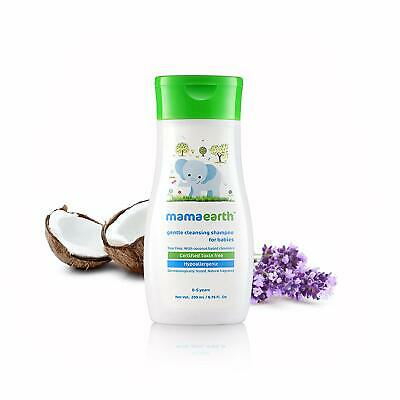 MAMAERTH Gentle Cleansing Shampoo FOR BABIES (200 ml, 0-5 Yrs)+FREE SHIPPING