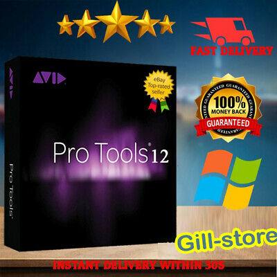 Avid Pro Tools HD v12.5 Ultimate Edition | Lifetime License | Instant Delivery