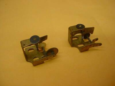 Working Set Of Brass Cuckoo Clock Music Movement Governor Gears Fly Wheel E248 G