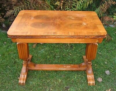 Small Vintage Art Deco Style Table / Side Table / Coffee Table