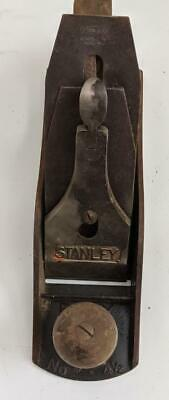 Vintage Stanley Bailey Woodworking Plane No 4 1/2  Made in England 1960's
