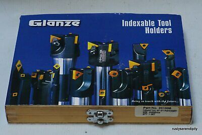 Glanze Turning Tool Set for Watchmakers Lathe -  6mm shank