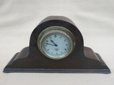 Vintage Smiths Car Clock For Spares Or Repair