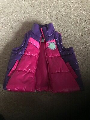 Girls Next Gilet Aged 3-4 Years