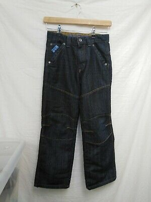 Boys Kids George Blue Denim Jeans 10-11 Years #2C8