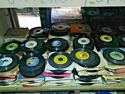 """Lot 1,000-Assorted-Big Labels-Ska/Roots/Rocksteady/Reggae-60s to present+G+VG+7"""""""