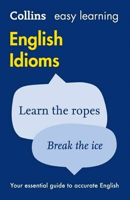 Easy Learning English Idioms MINT Collins Dictionaries