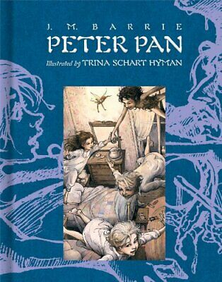 NEW - Peter Pan (Scribner Classics) by Barrie, J.M.