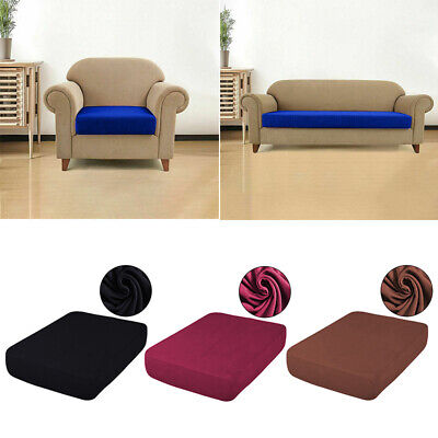 1-2 Seat Super Stretch Sofa Slip Covers Couch Cover Lounge Sofa Slipcovers