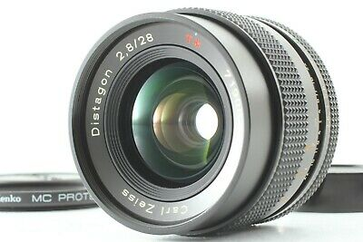 【 NEAR MINT++ 】 Contax Carl Zeiss Distagon T* 28mm f/2.8 MMJ Lens From JAPAN #30