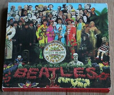 The Beatles - Sgt Pepper's Lonely Hearts Club Band (1987) - A VG+++ CD