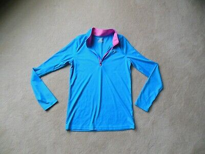 UNDER ARMOUR Girls Long Sleeve Shirt Sz YXL Youth XL MUST SEE!! A++++WOW