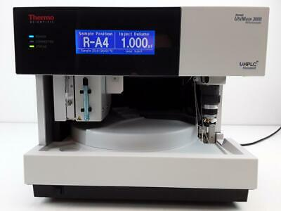 Thermm Dionex WPS-3000TRS Hplc Autosampler Chromatography Dimensions Spec