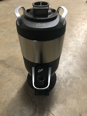 Curtis TFT15G FreshTrac 1.5 Gal. Thermal Coffee Server, Base, Brew Through Lid