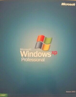 Windows XP Professional with SP3 32 bit Full Version Install CD Product Key