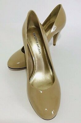 Womens Alex 001 Genuine Leather Pump Antonio Melani Shoes