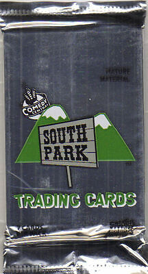 SOUTH PARK - Trading Card Packs (30) ~ Comic Images #NEW