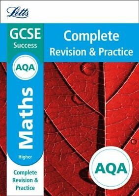 Aqa Gcse 9-1 Maths Higher Complete Revision And Practice NEU Letts Gcse