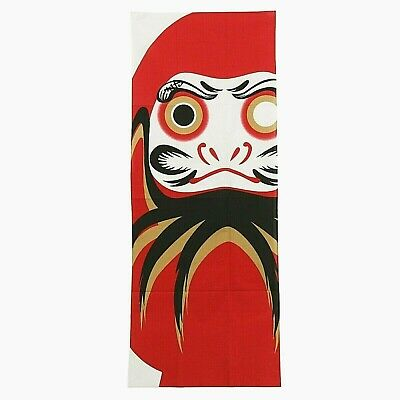 "Brand new / Japanese hand towel / TENUGUI / ""Daruma"", Good omen / T3-6"
