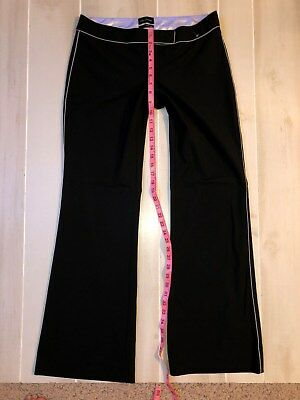 """WOMEN'S    THE LIMITED TIERNEY  FIT BLACK DRESS pants SIZE   8  33"""" inseam"""