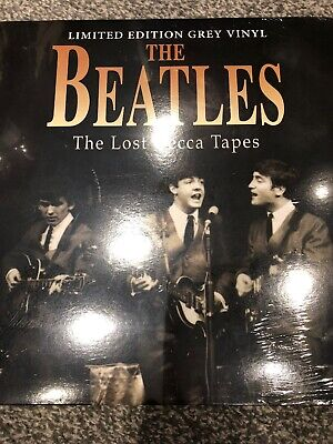 The Beatles - The Lost Decca Tapes Ltd Edt Grey Vinyl LP - New & Sealed