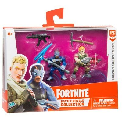 FORTNITE JONESY FIGURE 19cm SAVE THE WORLD FIGURA JONESY BATTLE ROYALE