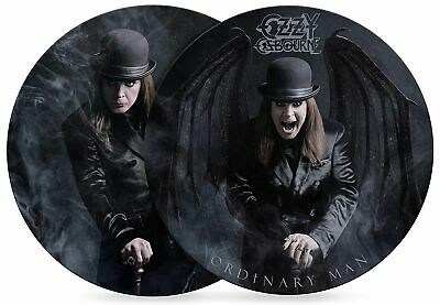 Ozzy Osbourne - Ordinary Man Picture Vinyl LP 21.02.20 Vorverkauf / pre sale