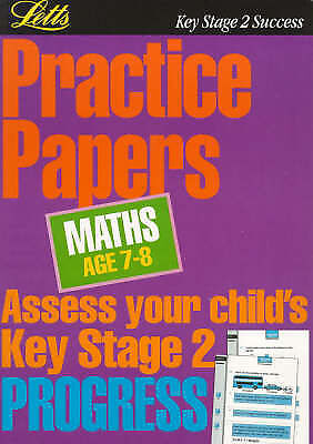 (Good)-OPKS2 Practice Papers: Maths 7-8: Age 7-8 (Key Stage 2 practice papers) (