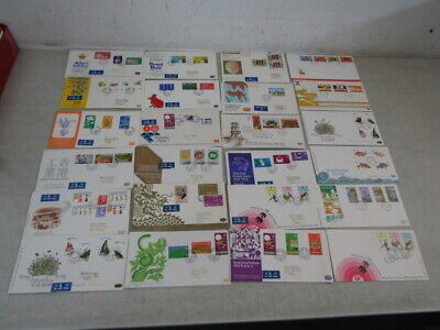 Nystamps British Hong Kong early FDC First Day Cover stamp collection high value