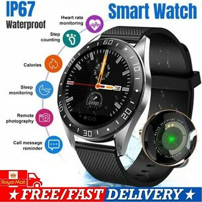 ( PK HuaWei ) Fitness Pedometer Smart Watch Waterproof For Tracker Android & iOS